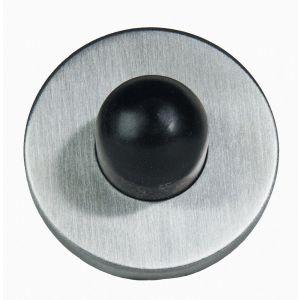 Artitec deurbuffer wandmontage diameter 52x30 mm RVS mat - A23000684 - afbeelding 1