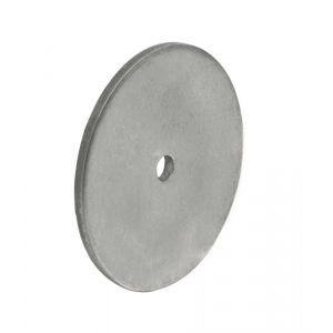 Artitec deurbuffer rozet RVS mat voor 02003-02034-02036 - A23000698 - afbeelding 1