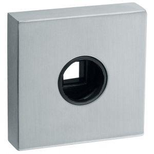 Artitec Collectie Interior Accents deurkrukrozet paar vierkant RVS mat - A23001156 - afbeelding 1