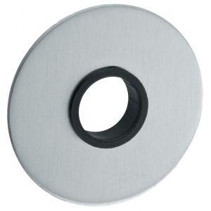 Artitec RVS Woning krukrozet paar rond 2 mm vlakrozet SF2 RVS mat - A23001159 - afbeelding 1