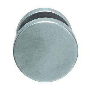 Artitec Proline Classic knopgarnituur pendeldeur rozet PL RVS mat - A23000560 - afbeelding 1