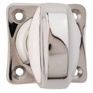 Artitec WC sluiting Ton jaren-30 vierkant glans nikkel - A23001195 - afbeelding 1