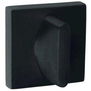 Artitec Luxuria WC garnituur LU 52x52 mm zwart WC 8 mm - A23001238 - afbeelding 1