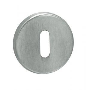 Artitec RVS Woning sleutelrozet paar zonder nokken RVS mat - A23001182 - afbeelding 1