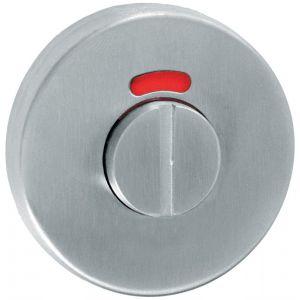 Artitec RVS Woning WC garnituur sluiting zonder nokken RVS mat WC 8 mm r/g - A23001217 - afbeelding 1