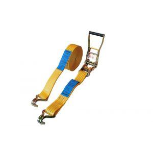 LoadLok sjorband 50 mm ratelgesp met haken 7 m - A50500300 - afbeelding 1
