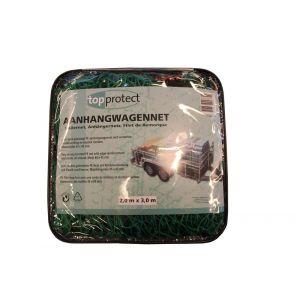 LoadLok aanhangwagennet geknoopt met elastiek 2x3 m - Y50500163 - afbeelding 1