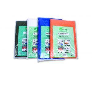 LoadLok dekkleed HD 150 g/m2 groen-blauw 2x3 m - Y50500099 - afbeelding 1