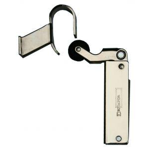 Dictator deuropvanger hydraulisch 1000 zink haak 1013 50N cilinder regelbaar - Y10100073 - afbeelding 1