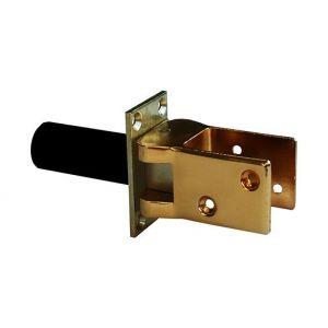 Hawgood deurveerscharnier 41 glans goud met vaststelling - Y10100000 - afbeelding 1