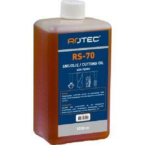 Rotec 901 snijolie RS-70 NF non-ferro flacon 1 L - A50911288 - afbeelding 1