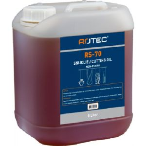 Rotec 901 snijolie RS-70 NF non-ferro jerry-can 5 L - A50911292 - afbeelding 1