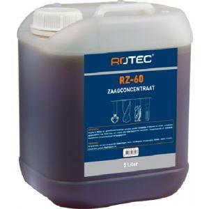 Rotec 901 snij- en koelvloeistof RZ-60 transparant jerry-can 5 L - A50911295 - afbeelding 1