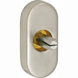 Wallebroek Mi Satori 00.5575.90 draaikiep mechanisme Elegant messing antiek nikkel - A25004960 - afbeelding 1
