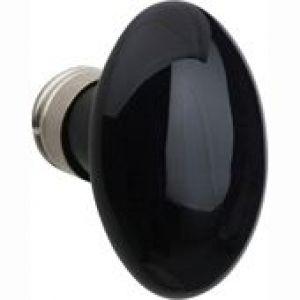 Wallebroek Merigous 80.0026.45 knopkruk porselein Evelyne messing glans nikkel-zwart - A25003002 - afbeelding 1