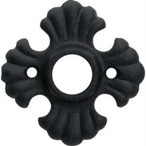 Wallebroek 70.2409.60 krukrozet Oud Duits ijzer zwart - A25003618 - afbeelding 1
