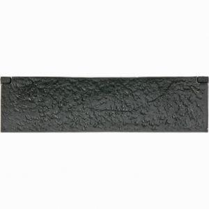 Wallebroek 70.4003.90 tochtklep Lelie ijzer zwart - A25000810 - afbeelding 1