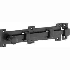 Wallebroek 70.4592.90 deurschuif Hamburg ijzer zwart - A25000675 - afbeelding 1