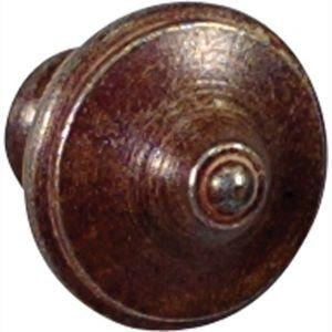 Wallebroek 86.8042.90 meubelknop Fantico antiek ijzer 15 mm - A25006001 - afbeelding 1