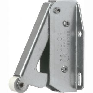 Wallebroek 86.8000.90 Tip latch veersluiting groot ijzer vernikkeld - A25000667 - afbeelding 1