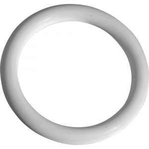 Wallebroek JM Merigous 80.9001.90 rubberring voor WC trekker wit - Y32107333 - afbeelding 1