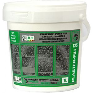 Seal-it 125 Plaster-fill acrylaatkit wit 1ltr - Y40780052 - afbeelding 1