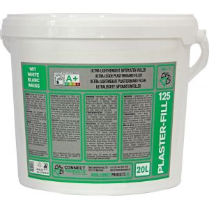 Seal-it 125 Plaster-Fill acrylaatkit wit 20 L emmer - Y40780054 - afbeelding 1
