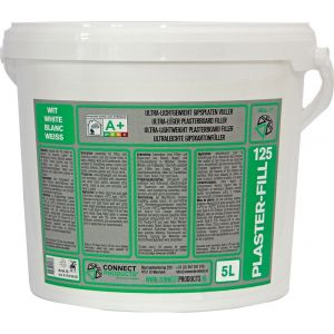 Seal-it 125 Plaster-fill acrylaatkit wit 5ltr - Y40780053 - afbeelding 1