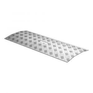 SecuCare drempelbrug aluminium type 1 breedte 78x31 cm hoogte 0-2 cm - A50750248 - afbeelding 1