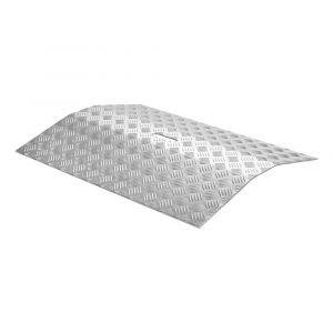 SecuCare drempelbrug aluminium type 3 breedte 78x61 cm hoogte 0-6 cm - A50750250 - afbeelding 1