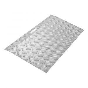 SecuCare drempelhulp aluminium type 2 breedte 78x40 cm hoogte 4-7 cm - A50750241 - afbeelding 1