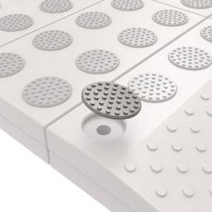 SecuCare antislip doppen grijs-bruin set 14 stuks - A50750251 - afbeelding 1