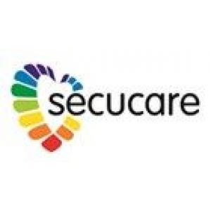 SecuCare modulaire drempelhulp set 5 laags 84x10x69 cm grijs-bruin hoogte aanpasbaar naar 9,5, 9 of 8,5 cm - A50750257 - afbeelding 1