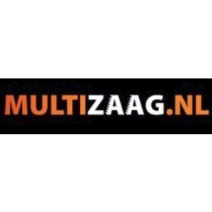 Multizaag MB08 standaard zaagblad Universeel houtbewerking HCS fijn recht 40x20 - A11600004 - afbeelding 2