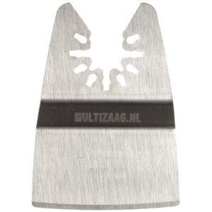 Multizaag MB42 flexibele spatel Universeel snijden kit en lijm HCS mes recht 40x52 - A11600148 - afbeelding 1