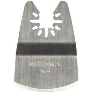 Multizaag MB44 vaste spatel Universeel snijden kit en lijm HCS mes recht 27x52 - A11600156 - afbeelding 1