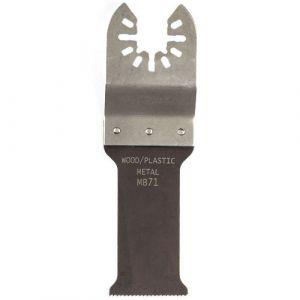 Multizaag MB71 bi metalen zaagblad Universeel houtbewerking fijn recht 55x28 - A11600044 - afbeelding 1