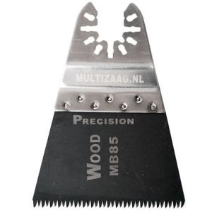 Multizaag MB85 zaagblad Precision Universeel houtbewerking HCS Japanse vertanding driehoek 42x70 - A11600028 - afbeelding 1