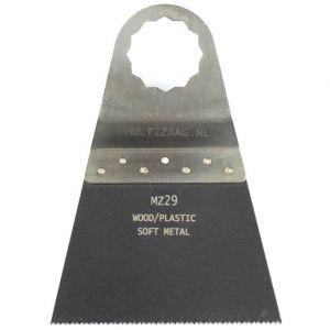 Multizaag MZ29 zaagblad standaard Supercut houtbewerking HCS fijn driehoek 42x70 - A11600266 - afbeelding 1