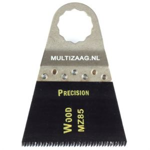 Multizaag MZ85 zaagblad Precision Supercut houtbewerking HCS Japanse vertanding driehoek 42x70 - A11600282 - afbeelding 1