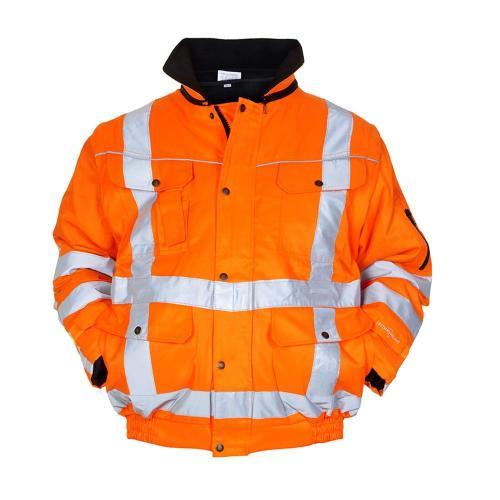 784b364344bf34 Hydrowear 047455 Aberdeen winter jack 4in1 RWS oranje maat 6XL 047455-6XL
